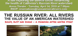 "Tues, April 14: ""Russian River: All Rivers"" at Arena Theater"