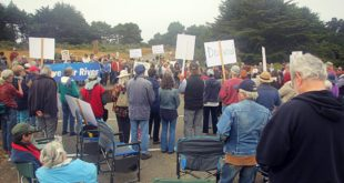 """""""Rally for the River"""" - July 16, 2016; photo credit: Anne Mary Schaefer"""