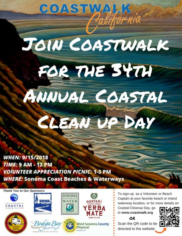 Coast Cleanup 2018