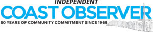 Independent Coast Observer - top banner, 2019