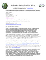 Coalition letter to CalPERS