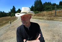 Chris Poehlmann, president of Friends of Gualala River - Santa Rosa Press Democrat