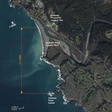 Gualala Point Island