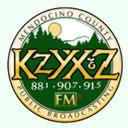 KZYX&Z logo