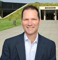Keith LaVine, President of Artesa Vineyards & Winery