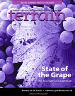 Terrain Magazine: Fall 2003