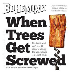 When Trees Get Screwed - Bohemian
